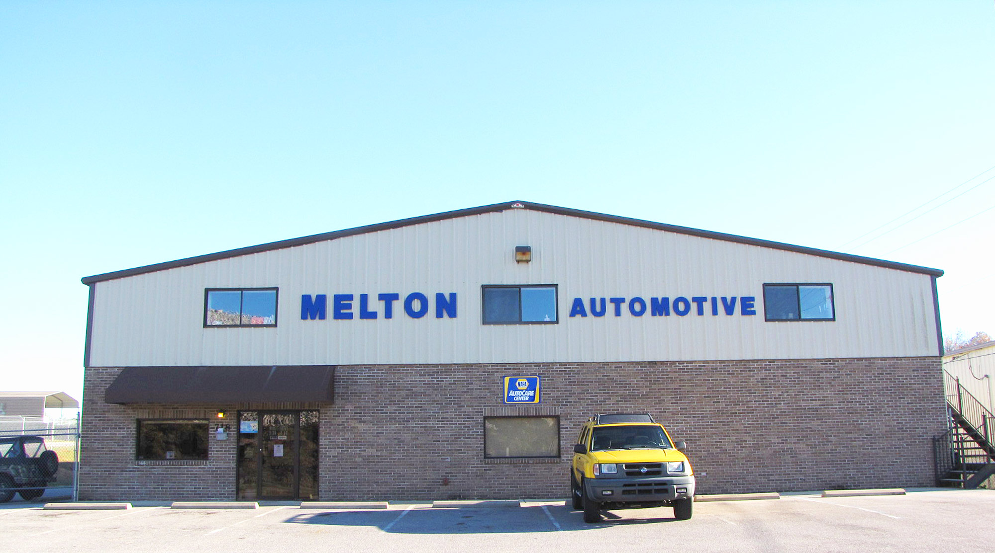 Melton Auto Repair Alabaster Alabama